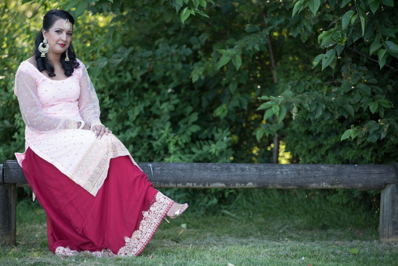 reusing wedding lehenga