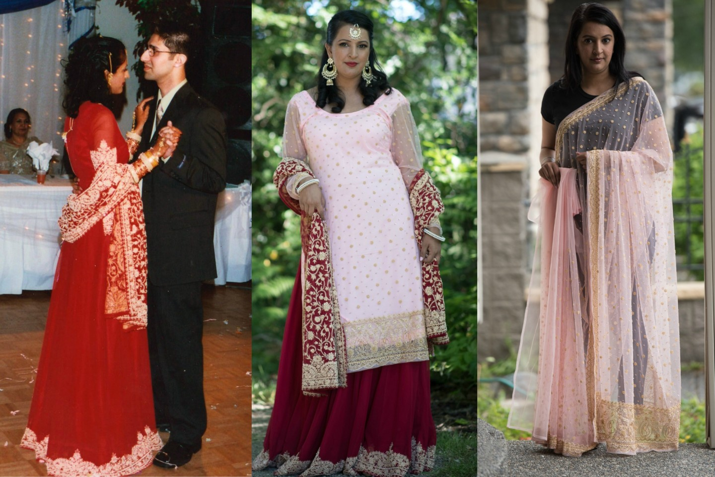 reinventing your wedding lehenga