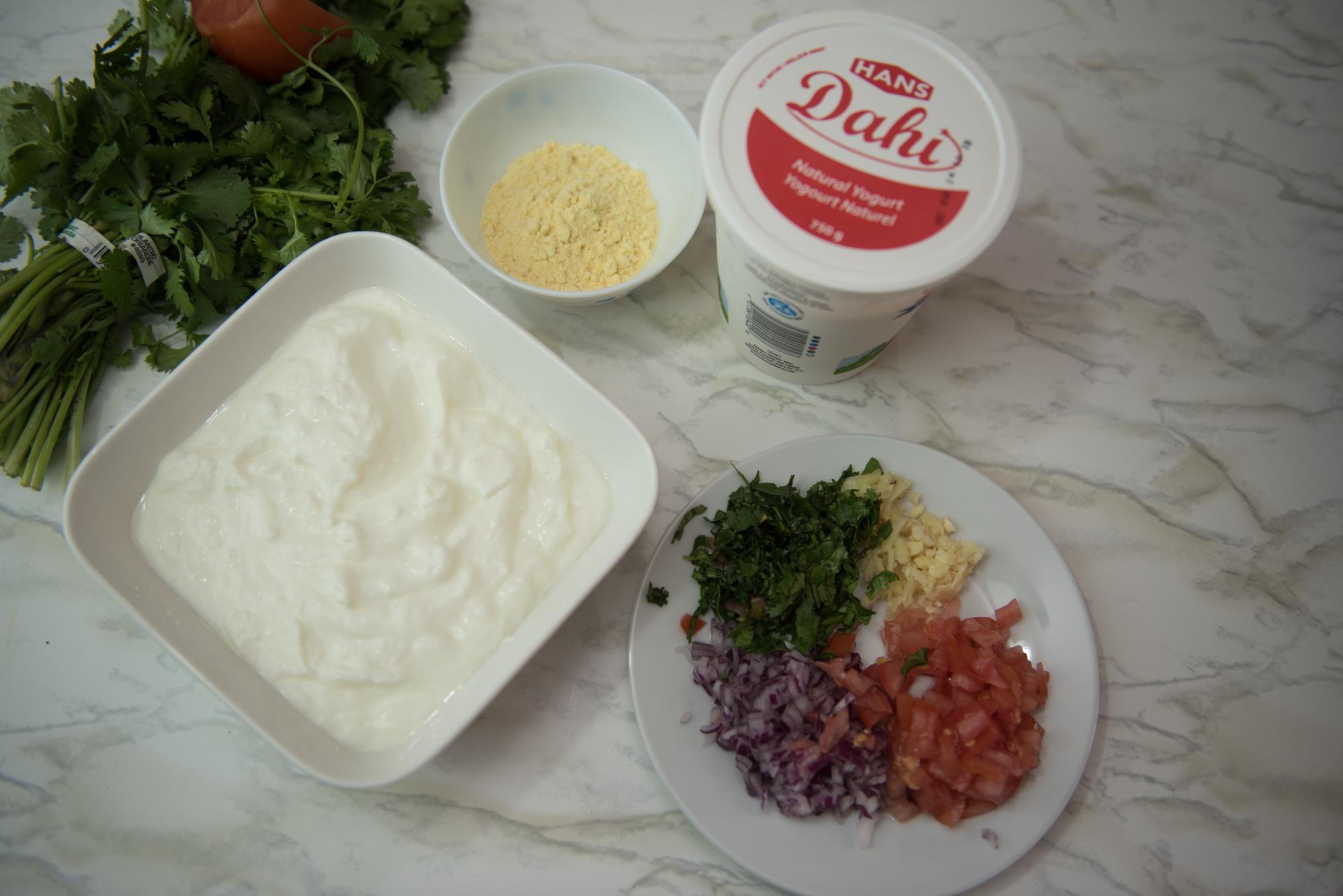dahi tadka recipe