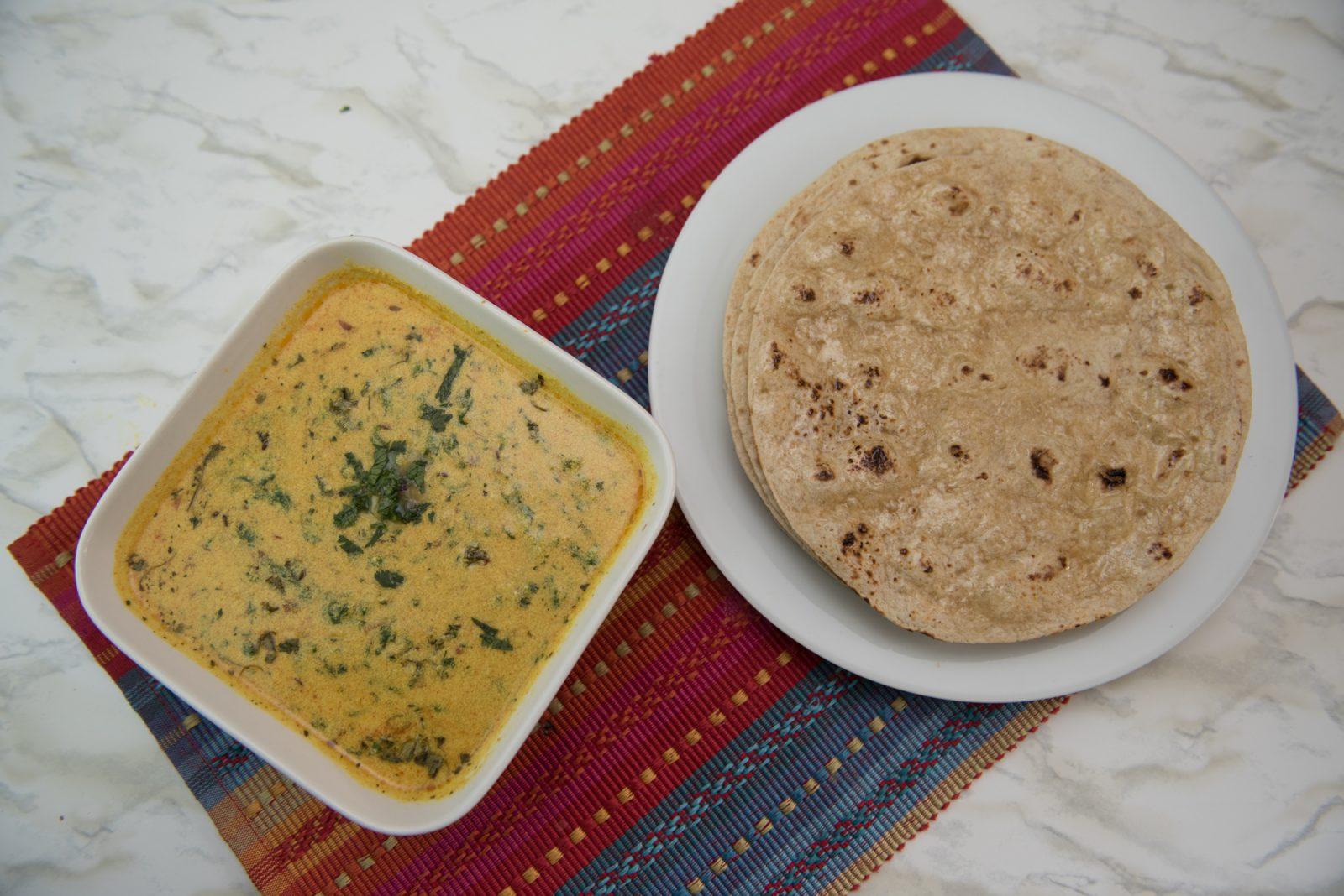 dahi tadka recipe, pink chai