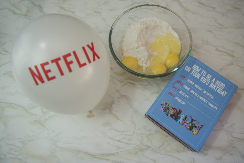 netflix birthday hero