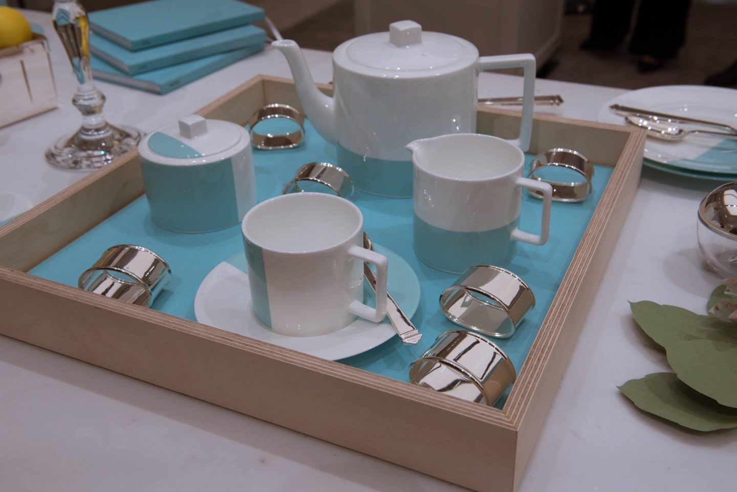 tiffany's home store   pink chai
