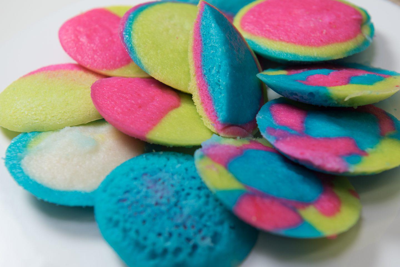 Rainbow Idli How To   Pink Chai Living