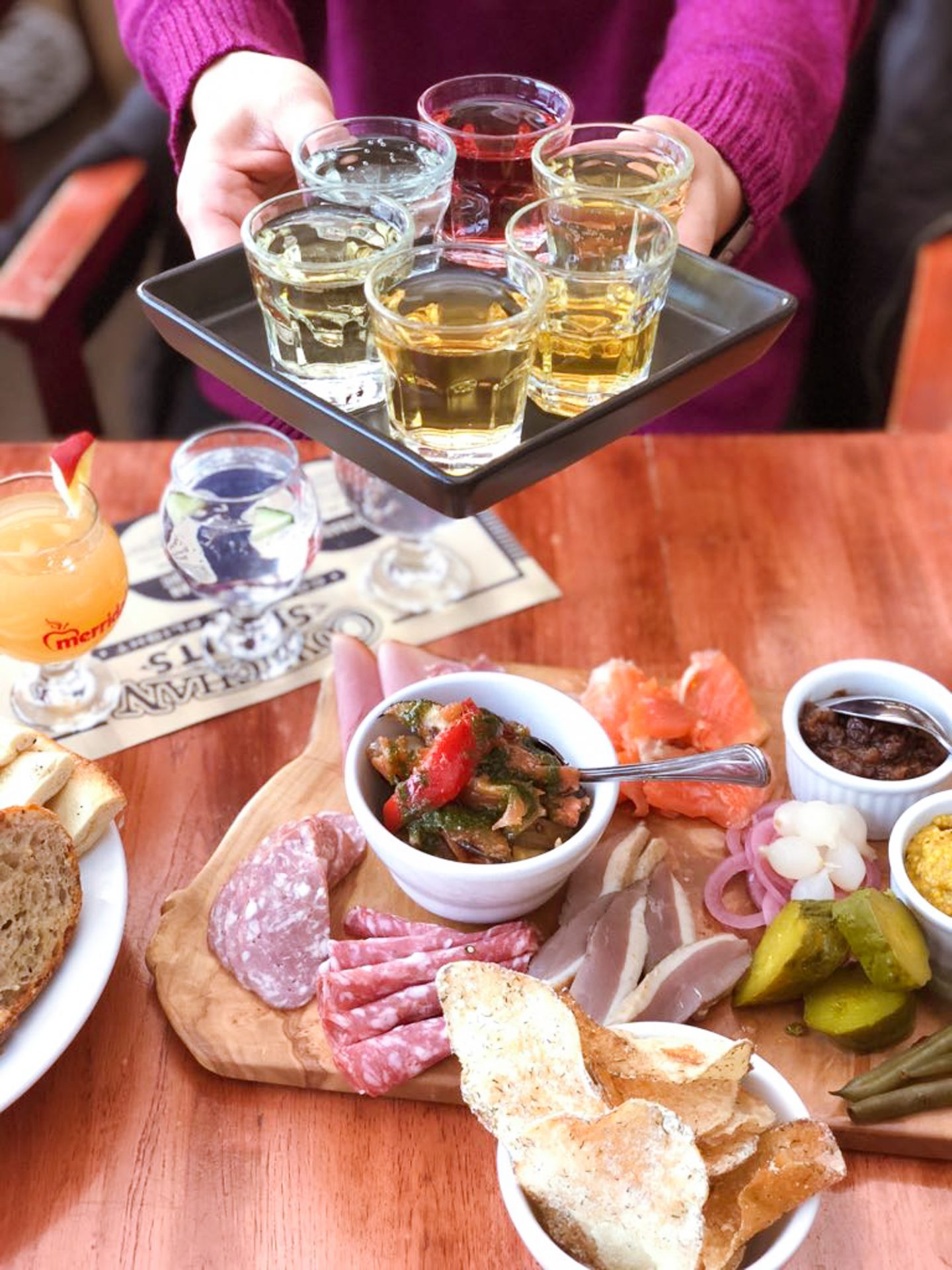 Where to eat in Cowichan BC | Pink Chai