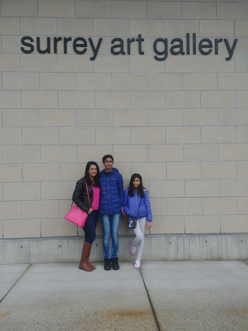 surrey art gallery