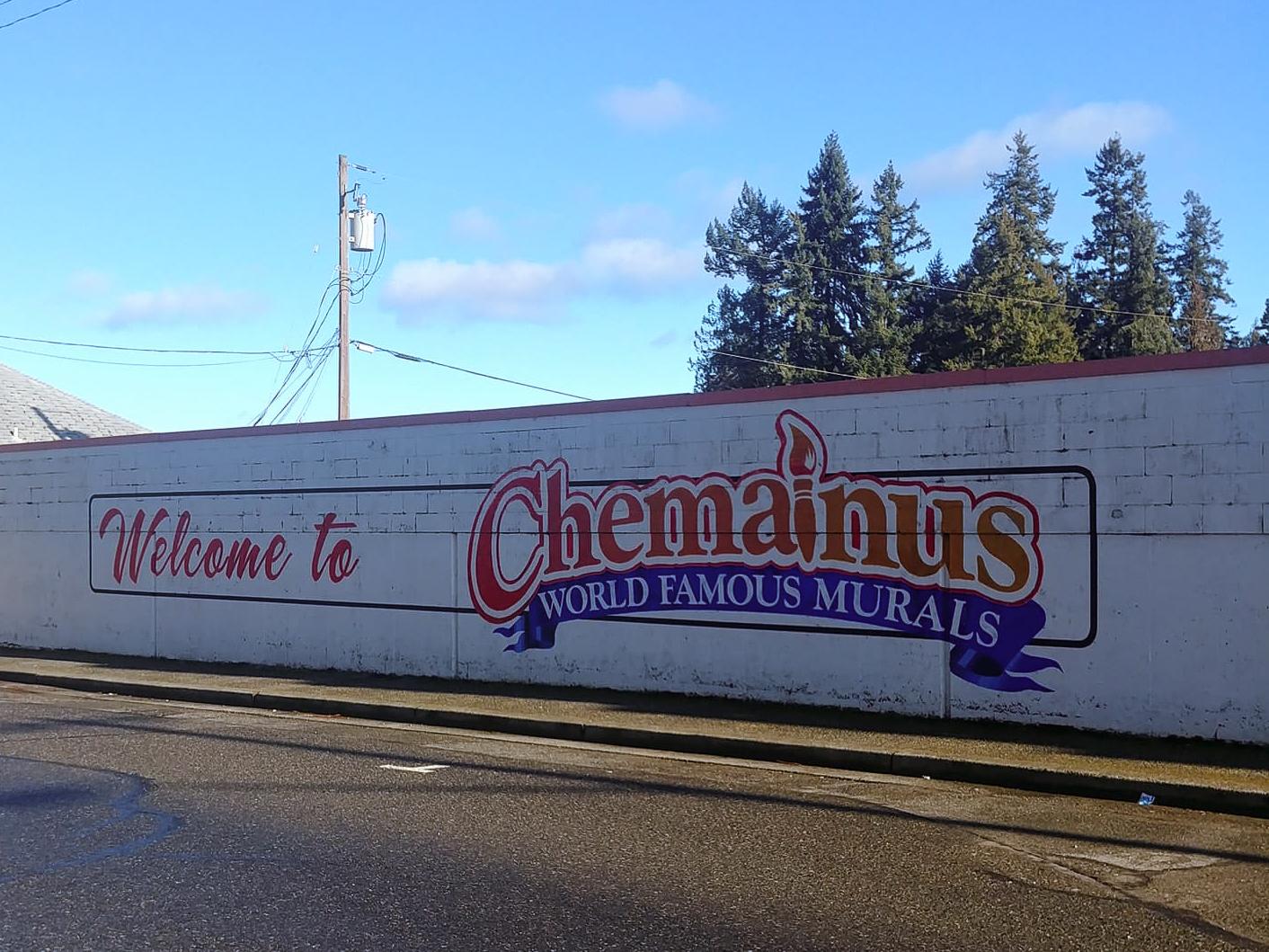 chemainus, cowichan bc