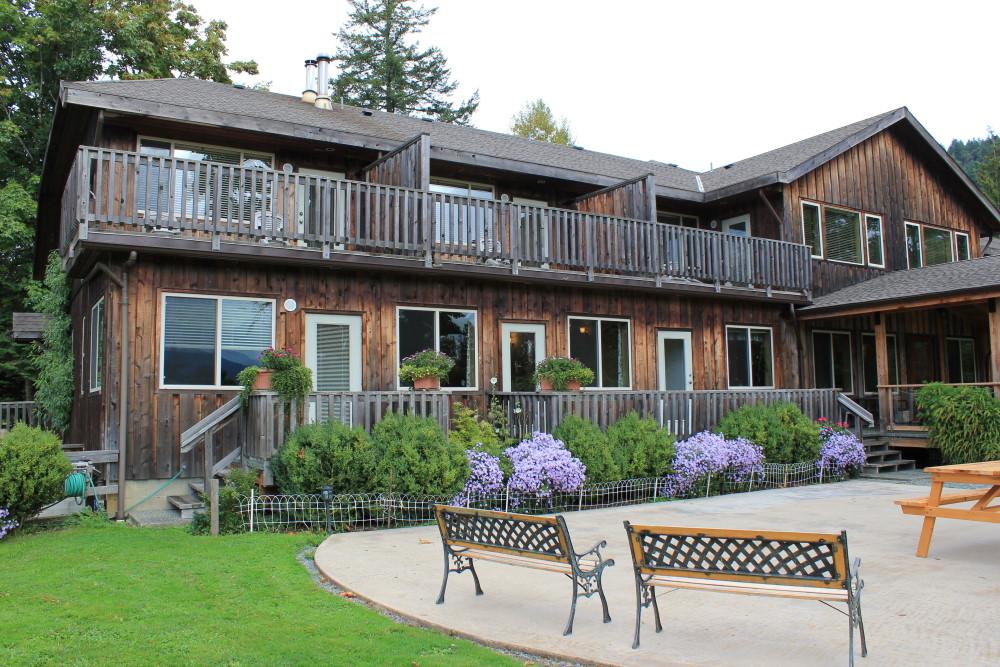 Kiwi Cove Lodge, Cowichan BC