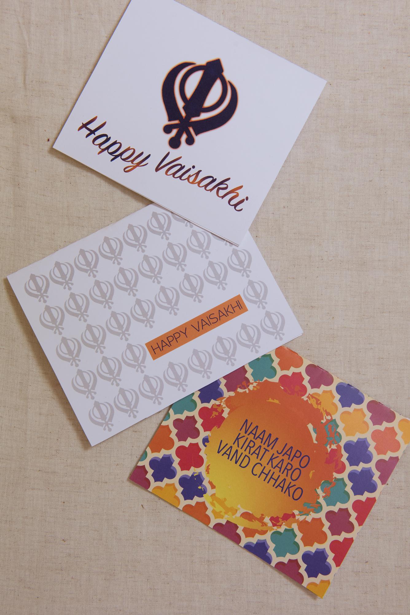 Vaisakhi Cards