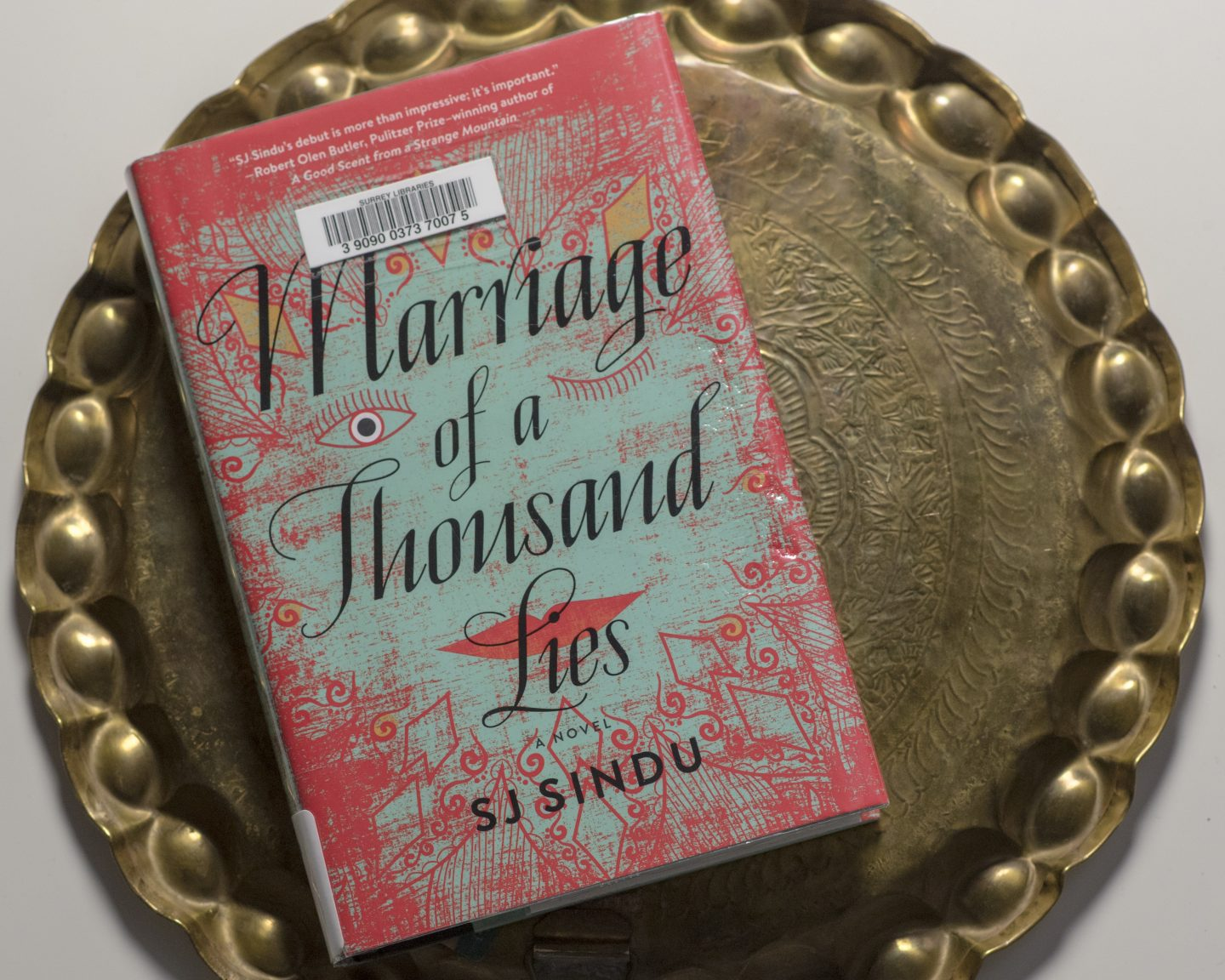 Marriage of a Thousand Lies. Book Review | Pink Chai Living