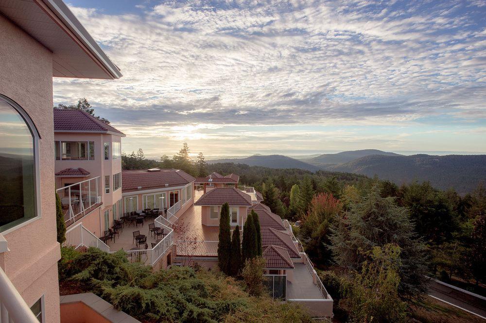 Villa Eyrie Resort, Cowichan BC