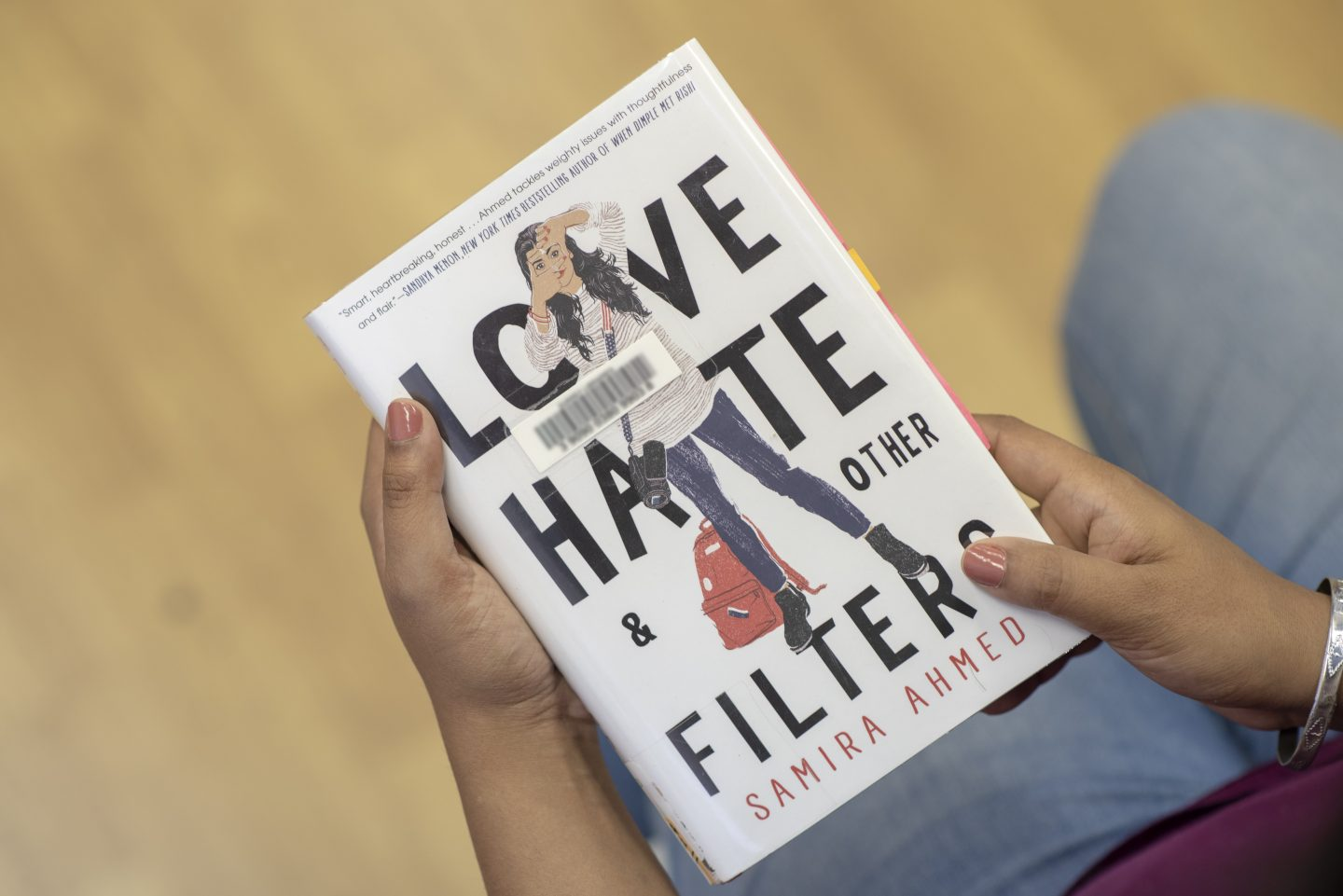 Book Review: Love Hate & Other Filters {16/52}