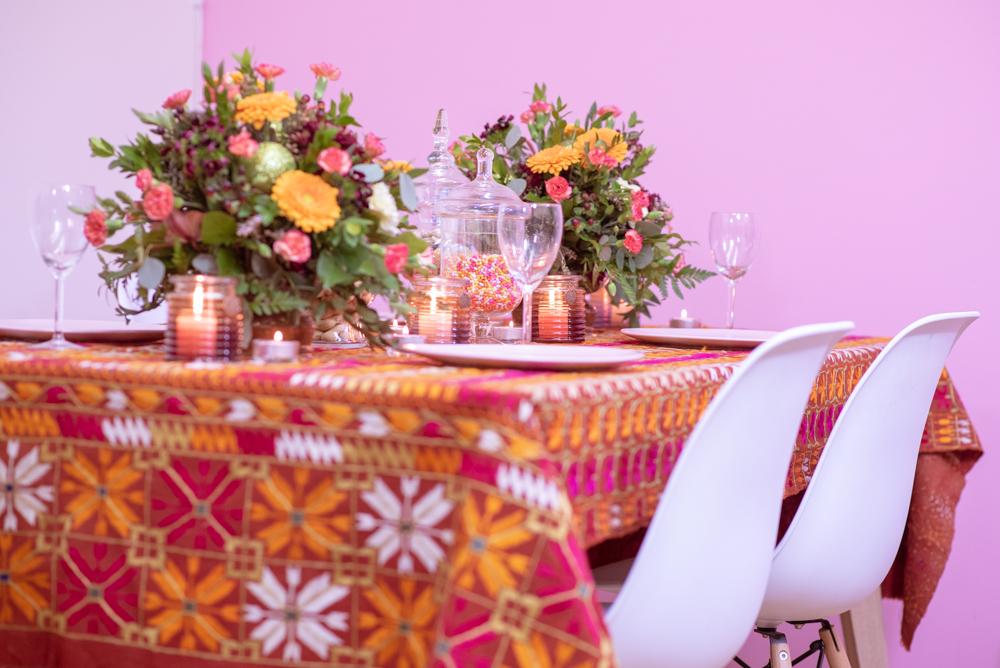 lohri tablescape