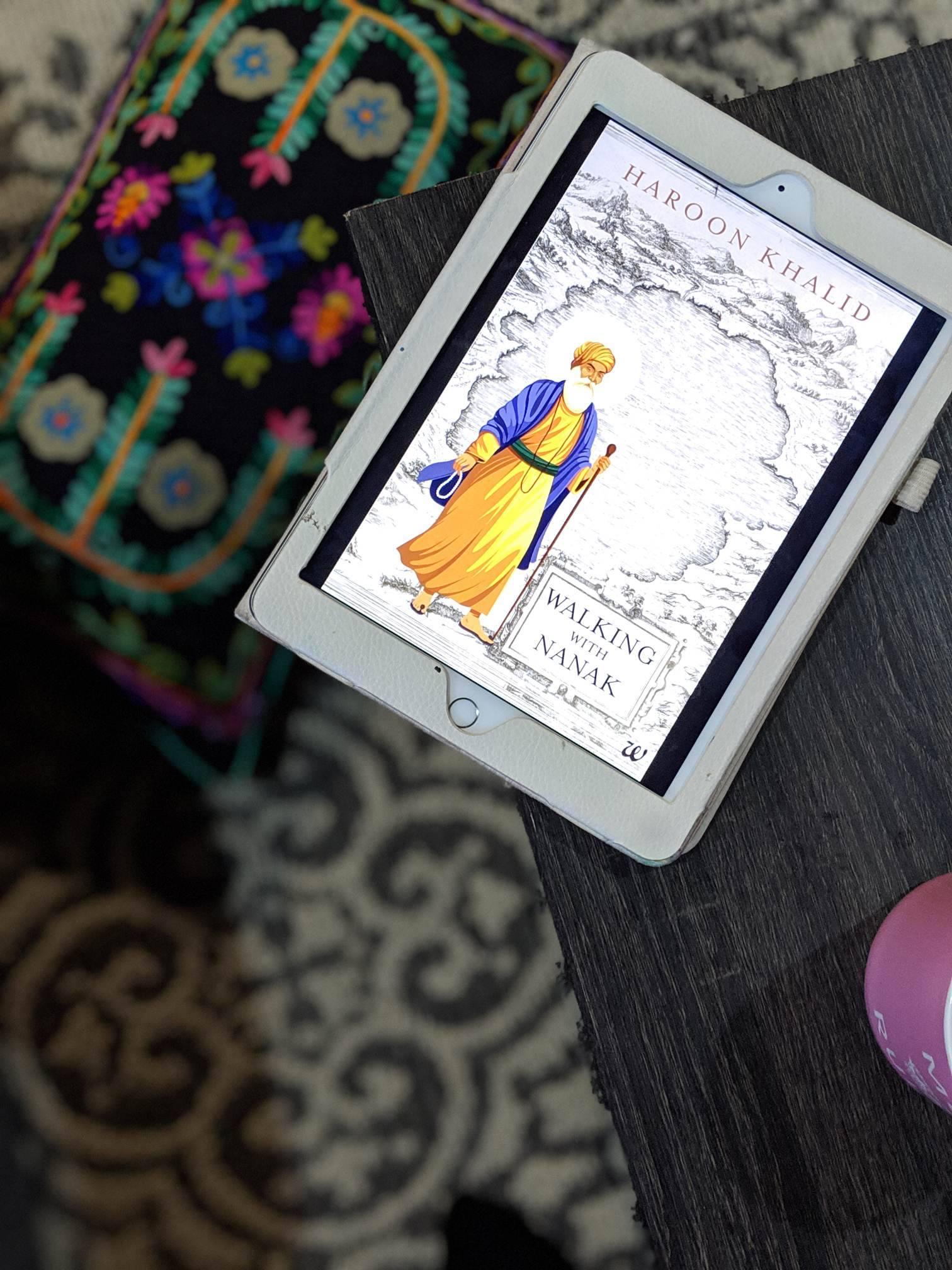walking with nanak, walking with nanak book review, haroon khalid