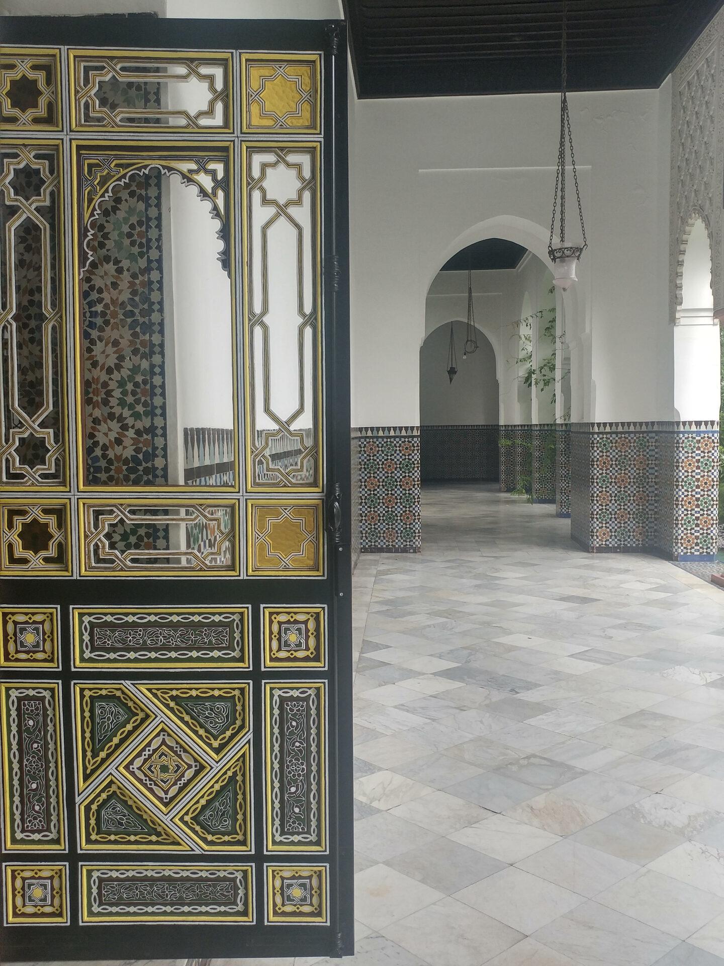 the great mosque paris