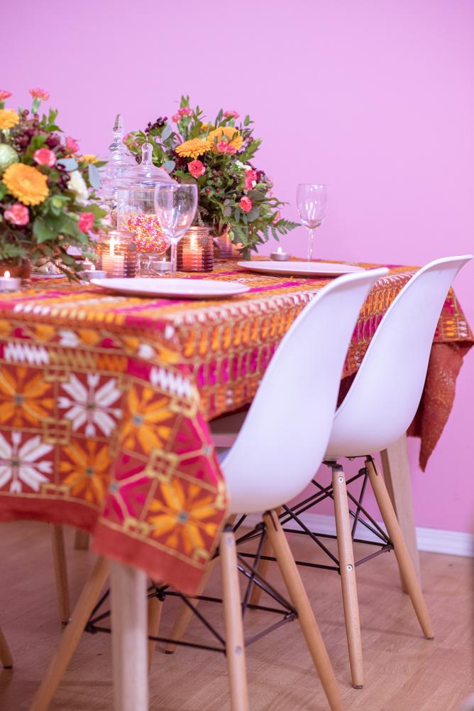 Lohri Table Decorations
