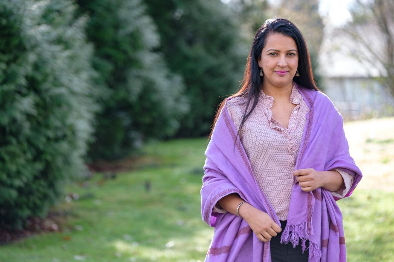 my bibis shawl