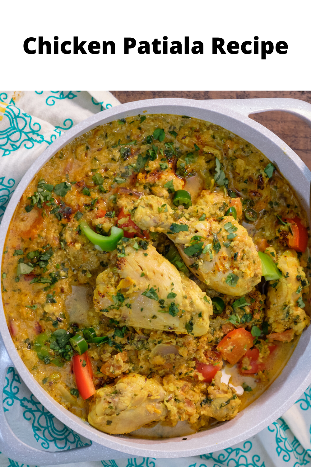 chicken patiala recipe