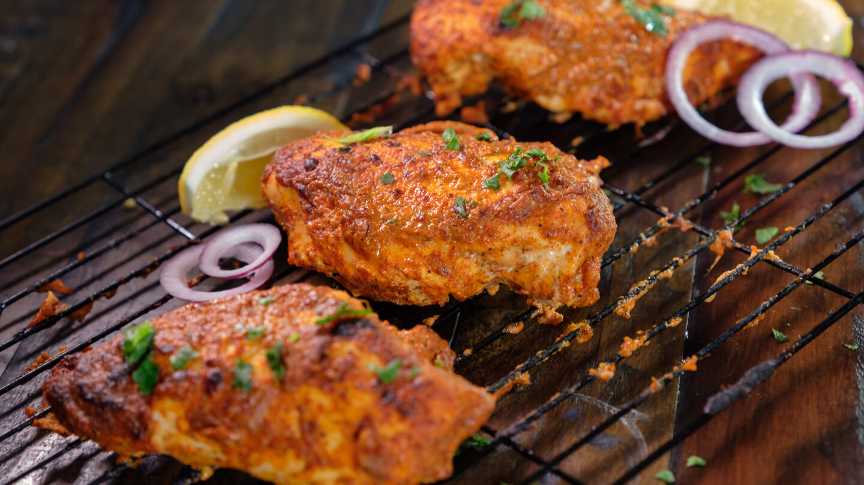 baked tandoori chicken boneless