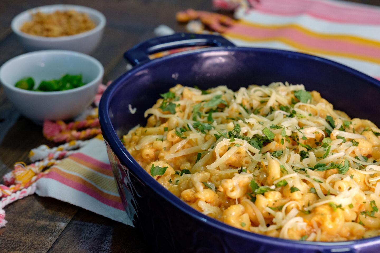 makhani mac and cheese