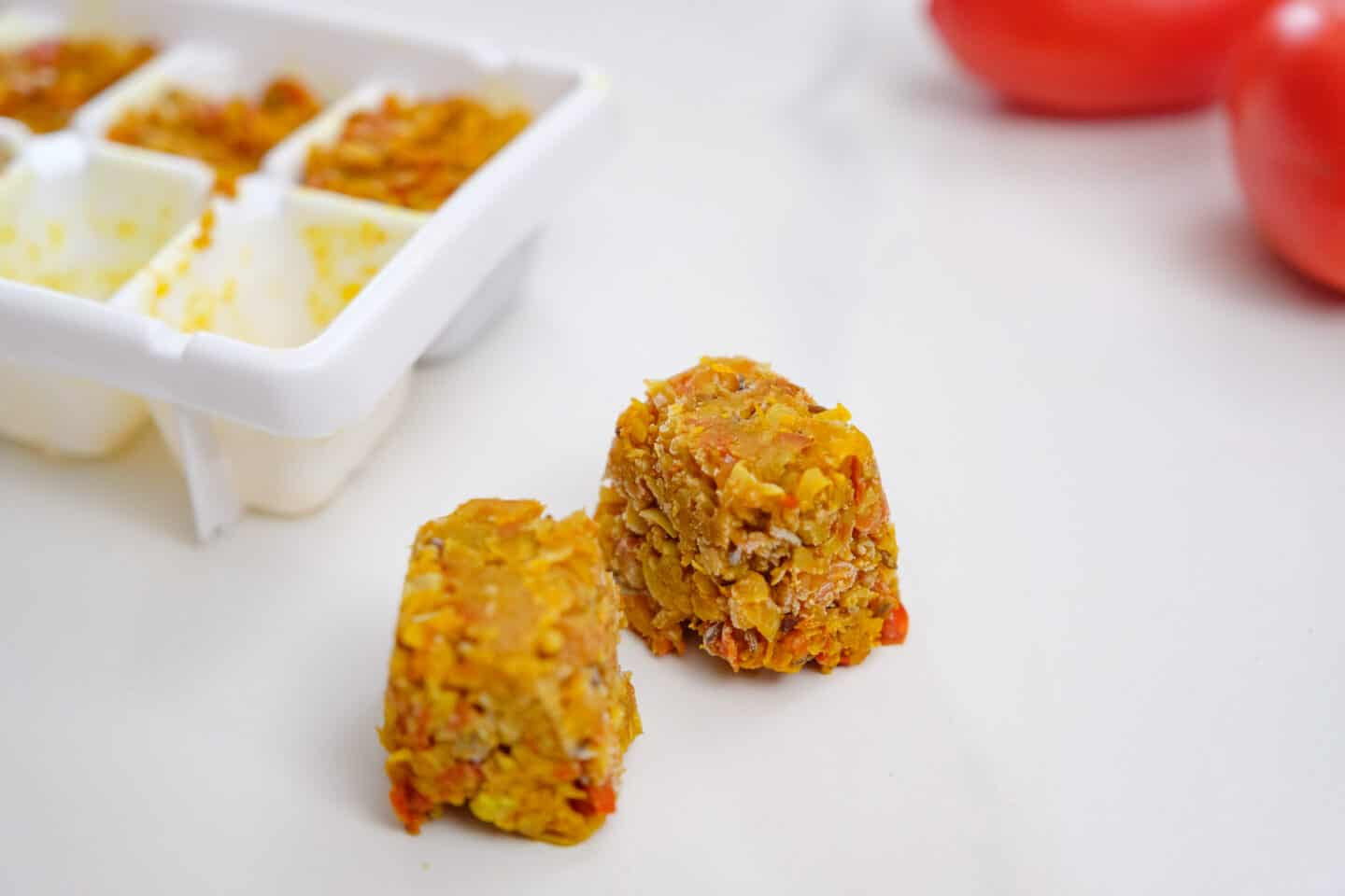 tadka cubes, make ahead tarka